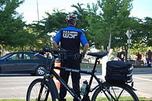 Police bicycle - Wikipedia