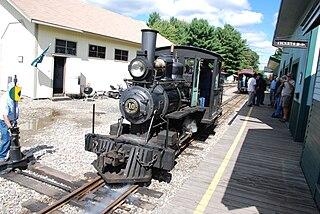 Wiscasset, Waterville and Farmington Railway