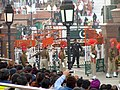 WagahBorderPostintheIndoPakistaninternationalborder 27.jpg