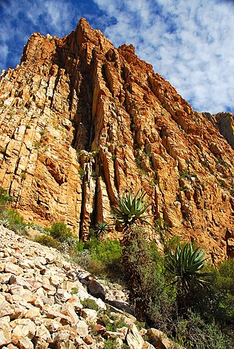 Swartberg Pass - Wall of Fire, Swartberg Pass