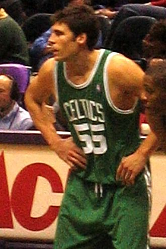 Wally Szczerbiak - Szczerbiak with the Celtics