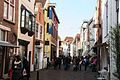 Walstraat Deventer with all historical Dutch buildings - panoramio.jpg