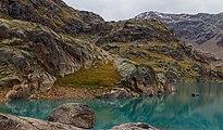 Wandeltocht van parkeerplaats bij centrale Malga Mare (1983m) naar Lago del Careser (2603m) 14.jpg
