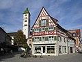 Wangen i A - Saumarkt - Klosenweberhaus, Pfarrkirche.jpg
