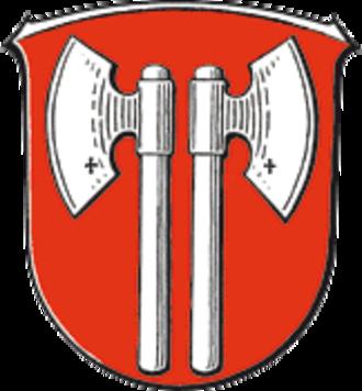 Antrifttal - Image: Wappen Antrifttal
