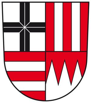 Elfershausen - Image: Wappen Elfershausen