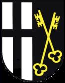 Das Wappen von Rhens