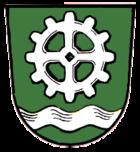Das Wappen von Traunreut