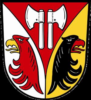 Gallmersgarten - Image: Wappen der Gemeinde Gallmersgarten