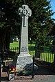 War Memorial, Carno - geograph.org.uk - 1588752.jpg