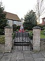 War Memorial, Main Street, Edwinstowe, Notts (2).jpg