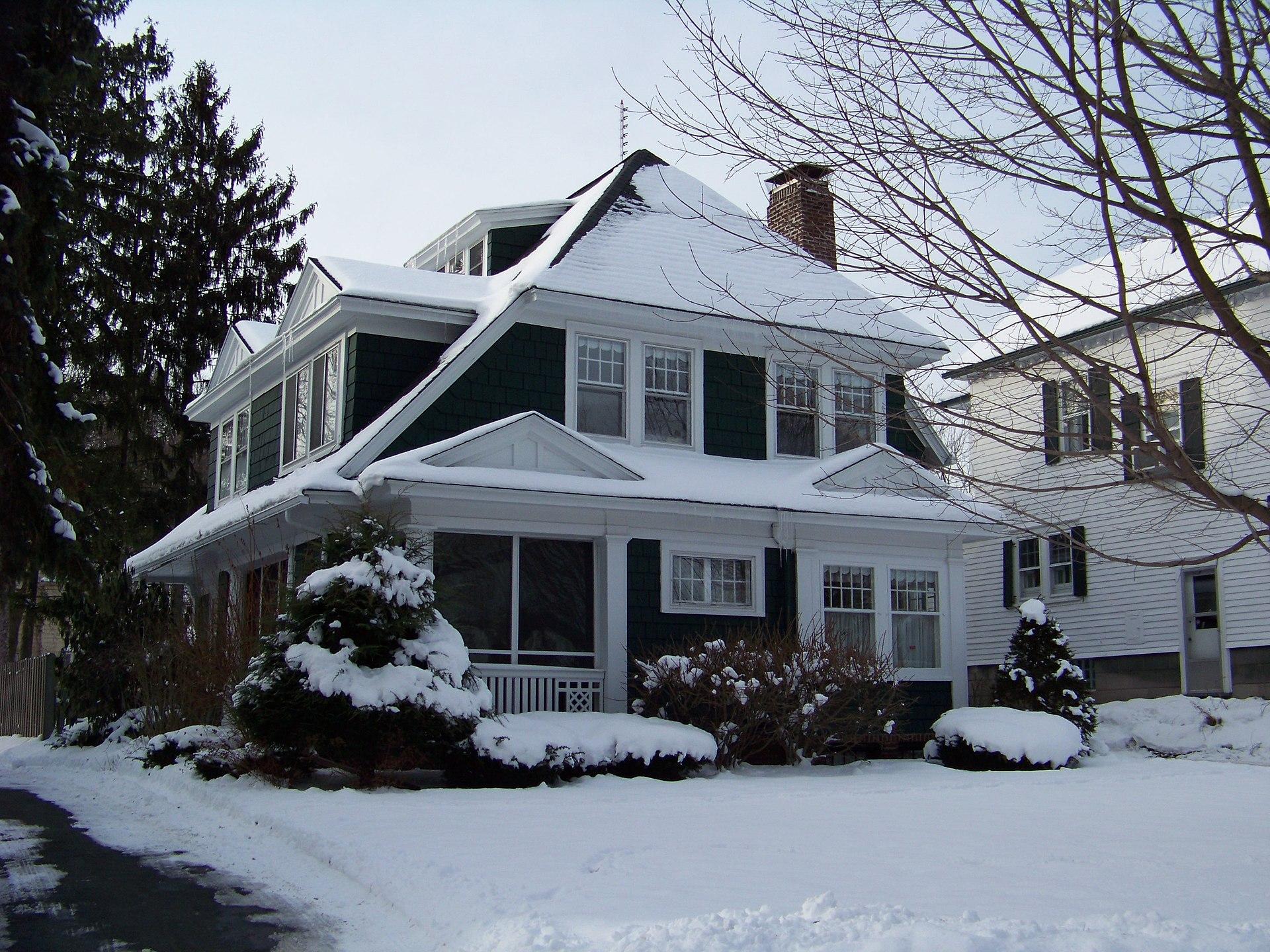 Ward House Syracuse New York Wikipedia