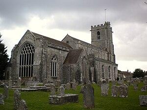 Wareham, Dorset - Lady St. Mary Church