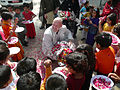 Warm Welcome to Mr Olaf Kellerhoff at The Learning School, Kot Radha Kishen (Kasur - Pakistan).jpg