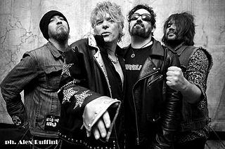 Warrior Soul American alternative metal band