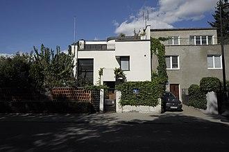 Rietveld Schröder House - Image: Warszawa Niegolewskiego 8