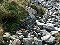 Washed up lobster pot - geograph.org.uk - 1291658.jpg