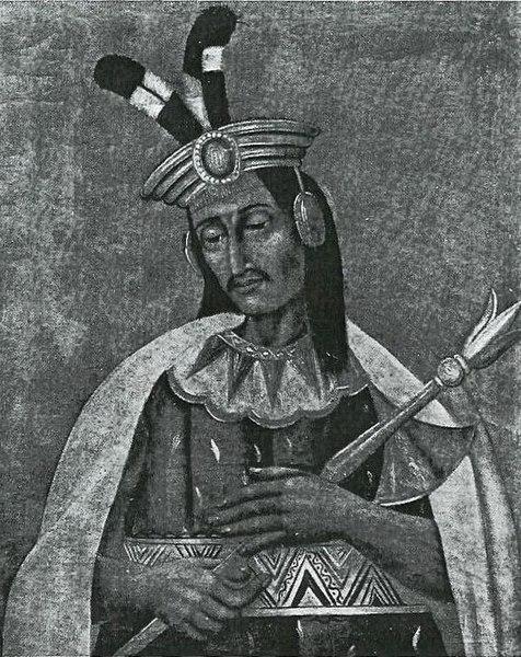 Retrato de Huáscar