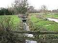 Water landscaping at Holders Farm - geograph.org.uk - 1691375.jpg