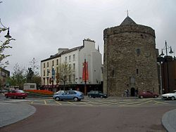 Waterford – Reginald's Tower; Teil der Befestigungsanlage der Wikinger