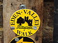 Waymark for Eden Valley Walk.JPG