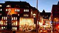 Weihnachten vor der Holmpassage in Flensburg www.holmpassage.de - panoramio.jpg