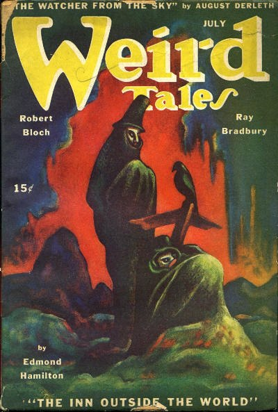 Weird Tales July 1945