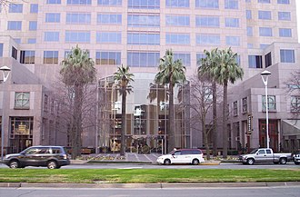 Wells Fargo Center (Sacramento) - Image: Wells Fargo Tower Sacramento
