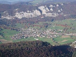 Welschenrohr-Gänsbrunnen Municipality in Switzerland in Solothurn