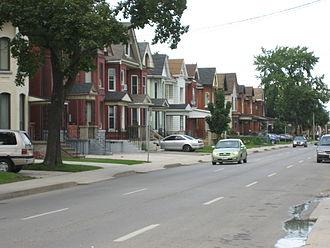 Wentworth Street (Hamilton, Ontario) - Wentworth Street North