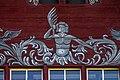 Werdenberg. Schlangenhaus. Facade paintings. Row 2 - 002.JPG