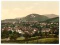 Wernigerode from the Sennhutte, Hartz, Germany-LCCN2002713840.tif