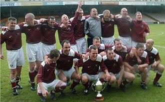 Bannockburn - Image: West Cup