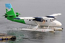 West Coast Air DHC-6 Twin Otter at Vancouver Harbour Water Airport.jpg