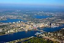 West Palm Beach Aerial November 2014 photo D Ramey Logan.jpg