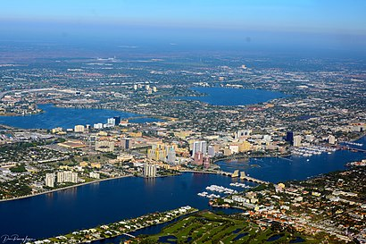 How to get to West Palm Beach with public transit - About the place