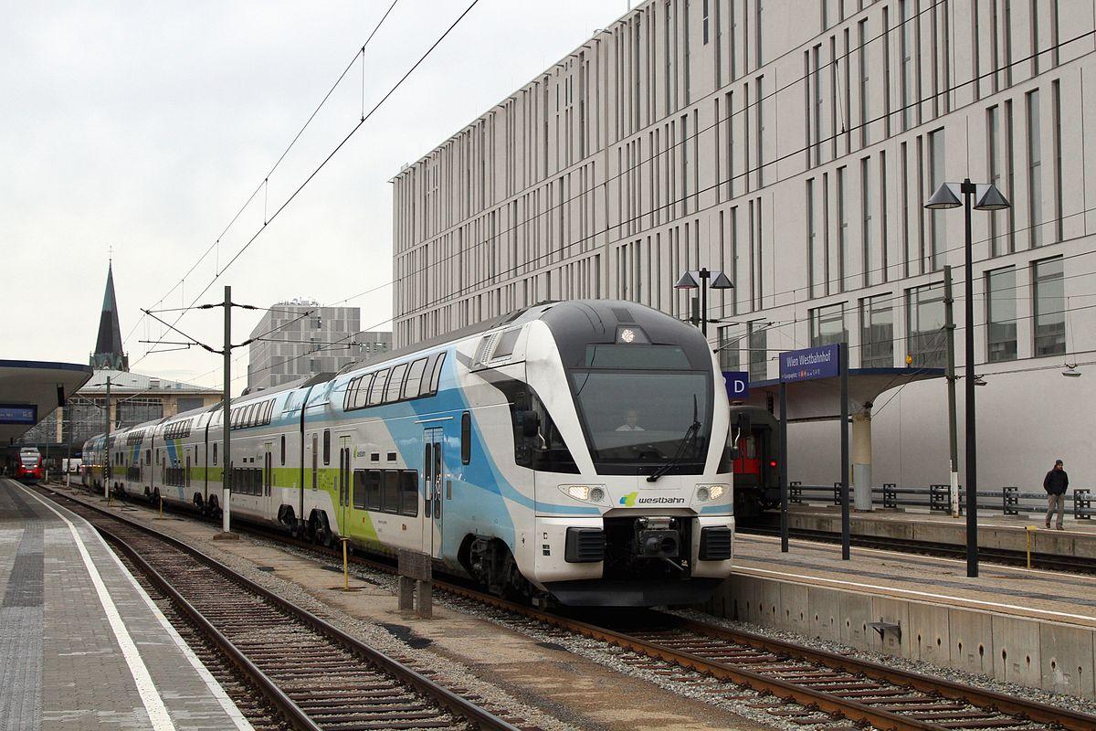Zug westbahn