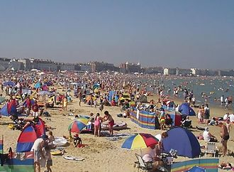 Weymouth Beach - Image: Weymouth beach