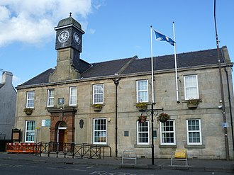 Whitburn, West Lothian - Whitburn Council Offices