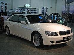White 2006 BMW 740Li E66.jpg