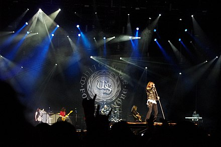 Whitesnake performing in June 2011 WhitesnakeLive2011.jpg