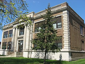 Whiting, Indiana - Whiting Public School