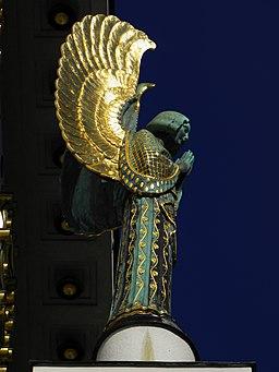 Wien - Otto-Wagner-Kirche am Steinhof - Engel
