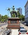 Wien - Reiterstandbild Radetzky (2).JPG