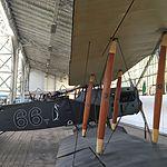 Wiki Loves Art --- Musée Royal de l'Armée et de l'Histoire Militaire, Hall de l'air 31.jpg