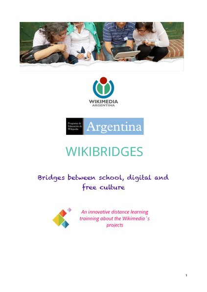 File:Wikibridges an innovative distance learning training about Wikimedia projects.pdf