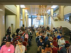 Wikimedia Foundation 2013 All Hands Offsite - Day 1 - Photo 04.jpg