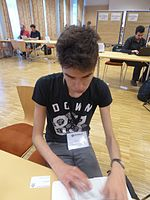 Wikimedia Hackathon Vienna 2017 attendees 06.jpg