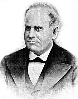 Willard Preble Hall American politician