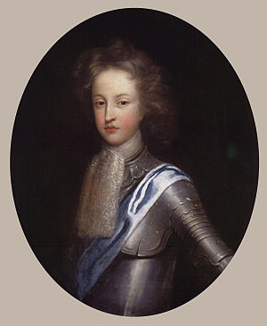 Prince William, Duke of Gloucester - Portrait by Sir Godfrey Kneller, c. 1698